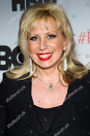 Editorial photo of Phil Spector Premiere Arrivals, New York, USA - 13 Mar 2013