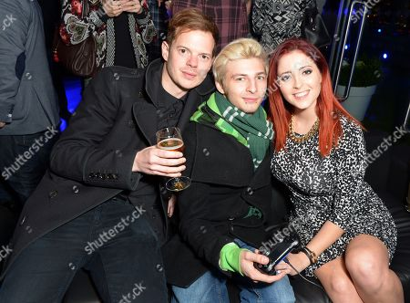 Editorial photo of PlayStation 4 - VIP Launch, London, United Kingdom - 14 Nov 2013