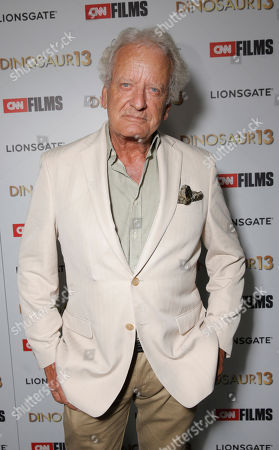 Nicolas Coster attends the premiere of Lionsgate and CNN Films' 'Dinosaur 13' at the DGA Theater on in Los Angeles