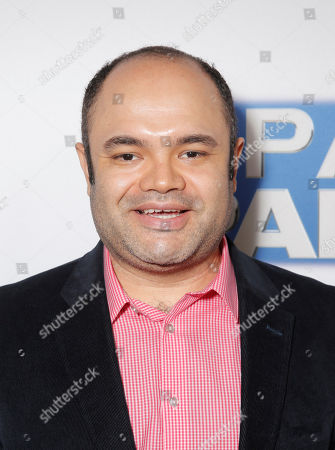 "Erick Chavarria attends the Los Angeles Premiere of Pantelion Films' ""Spare Parts"" at Arclight Cinemas, in Los Angeles"