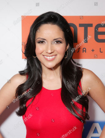 """Cindy Vela attends the Los Angeles Premiere of Pantelion Films' """"Spare Parts"""" at Arclight Cinemas, in Los Angeles"""