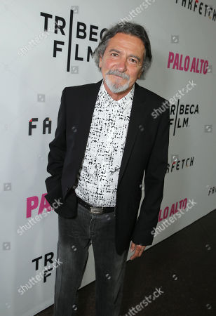 Don Novello seen at the Los Angeles Premiere of Tribeca Film's PALO ALTO, sponsored by Farfetch on in Los Angeles