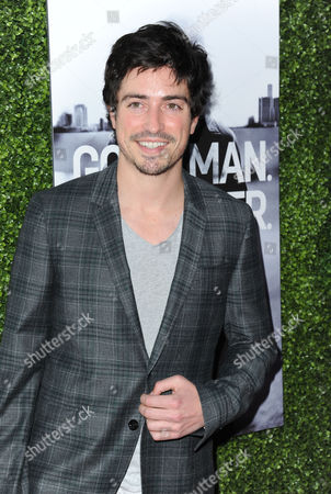 "Ben Feldman arrives at the premiere screening of ""Low Winter Sun"" at the ArcLight Hollywood on in Los Angeles. (Photo by Katy Winn/Invision/AP)James Harvey Ward arrives at the premiere screening of ""Low Winter Sun"" at the ArcLight Hollywood on Thursday, July 25, 2013 in Los Angeles"