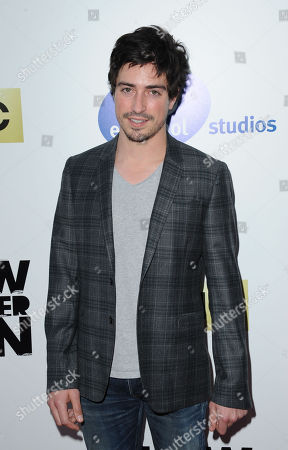 Editorial image of Premiere Screening of Low Winter Sun - Arrivals, Los Angeles, USA - 25 Jul 2013