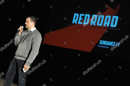 "Editorial picture of Premiere Screening of SundanceTV's ""The Red Road"", Los Angeles, USA - 24 Feb 2014"