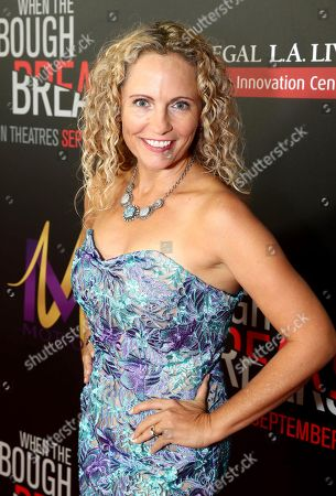 "Denise Gossett attends the Screen Gems premiere of ""When the Bough Breaks"" at Regal Cinemas L.A. Live, in Los Angeles"