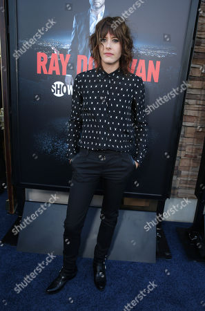 Kate Moennig pictured at SHOWTIME and Time Warner Cableâ?™s 'Ray Donovan' Season 2 premiere on Wednesday, July 9 at Regal Malibu Twin Theater in Malibu, Calif