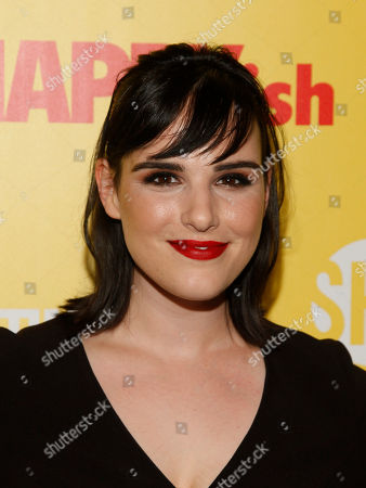 """Stock Photo of Molly Hager attends the Showtime series premiere of """"HAPPYish"""" at the Sunshine Cinema, in New York"""