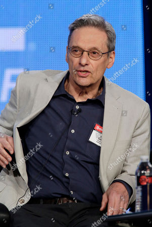 Executive Producer David Gelber seen at Showtime's 2014 Winter TCA, on in Pasadena, Calif