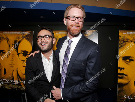 """Editorial photo of Sony Pictures Classics Premiere of """"Kill Your Darlings"""" Presented by Blue Moon Brewing Company - Red Carpet, Los Angeles, USA - 3 Oct 2013"""