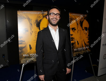 """Writer/director John Krokidas attends Sony Pictures Classics Los Angeles Premiere of """"Kill Your Darlings"""" Presented by Blue Moon Brewing Company on in Los Angeles"""