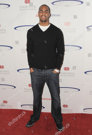 "Basketball player Arron Afflalo attends the ""Sports Spectacular"" on in Los Angeles, Calif"