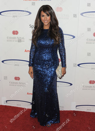 "Model Leeann Tweeden attends the ""Sports Spectacular"" on in Los Angeles, Calif"