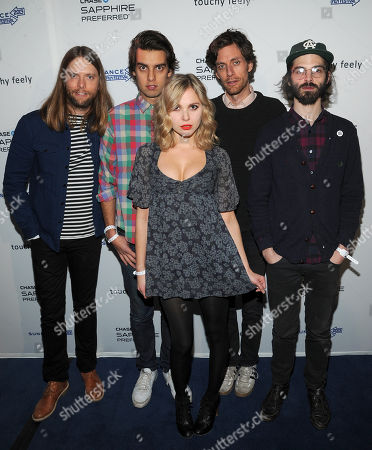 Editorial image of Sundance Touchy Feely Premiere Party, Park City, USA - 19 Jan 2013