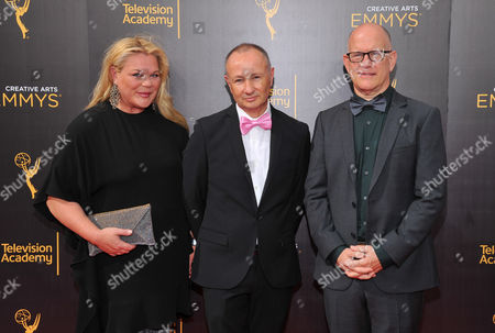 Editorial picture of Television Academy's 2016 Creative Arts Emmy Awards - Arrivals - Night Two, Los Angeles, USA - 11 Sep 2016