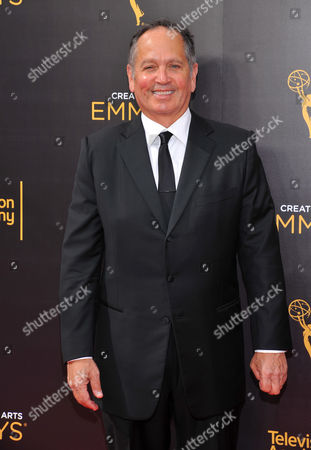 Editorial photo of Television Academy's 2016 Creative Arts Emmy Awards - Arrivals - Night Two, Los Angeles, USA - 11 Sep 2016