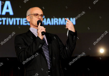 """Stock Picture of MARCH 4: Academy Activities Chairman Ray Proscia participates in the Academy of Television Arts & Sciences Presents An Evening With """"Revenge"""" panel at the Leonard H. Goldenson Theater at the Academy of Television Arts & Sciences on in North Hollywood, California"""