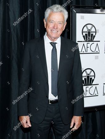 John Seale poses at the 41st Annual Los Angeles Film Critics Association Awards at the InterContinental hotel on in Los Angeles