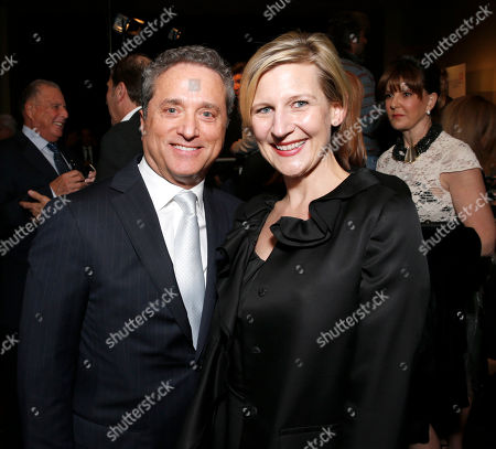 Rick Rosen and Sue Naegle attend The Alliance for Children's Rights 21st Annual Dinner at The Beverly Hilton Hotel on in Beverly Hills, California