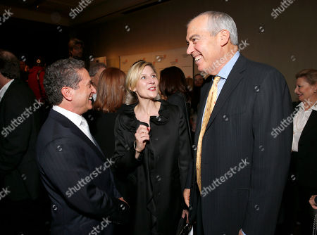 Rick Rosen and Sue Naegle and Gary Newman attend The Alliance for Children's Rights 21st Annual Dinner at The Beverly Hilton Hotel on in Beverly Hills, California