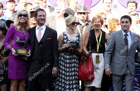 Editorial photo of The Breeders' Cup World Championships Day 2, Arcadia, USA - 3 Nov 2012