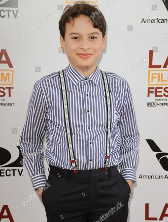 """River Alexander arrives at the closing night of the LA Film Festival and the LA premiere of """"The Way, Way Back"""" at the Regal Cinemas on in Los Angeles"""