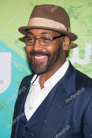 Jesse L. Martin attends the The CW Network's 2016 Upfront Presentation, in New York