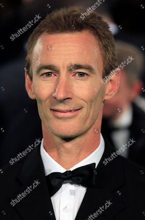 Jed Brophy arrives on the red carpet at a Leicester Square cinema for the Royal Performance of The Hobbit: An Unexpected Journey