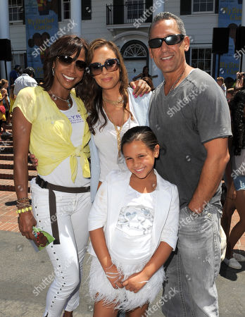 Editorial image of The HollyRod Foundations My Brother Charlie Family Fun Festival, Culver City, USA - 12 Aug 2012