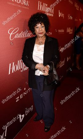 Editorial photo of The Hollywood Reporter Oscar Nominees Night - Red Carpet, Beverly Hills, USA - 10 Feb 2014