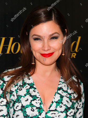"""Gretta Monahan attends The Hollywood Reporter's """"35 Most Powerful People in Media"""" celebration at the Four Seasons Restaurant, in New York"""