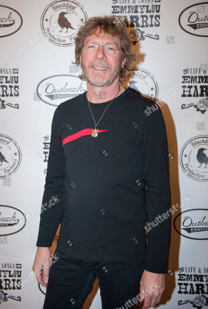 Sam Bush is seen on the red carpet at The Life & Songs of Emmy Lou Harris at the DAR Constitution Hall on in Washington