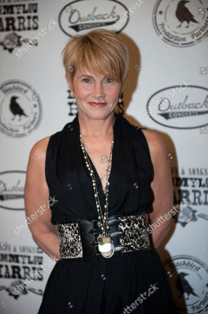 Shawn Colvin is seen on the red carpet at The Life & Songs of Emmy Lou Harris at the DAR Constitution Hall on in Washington