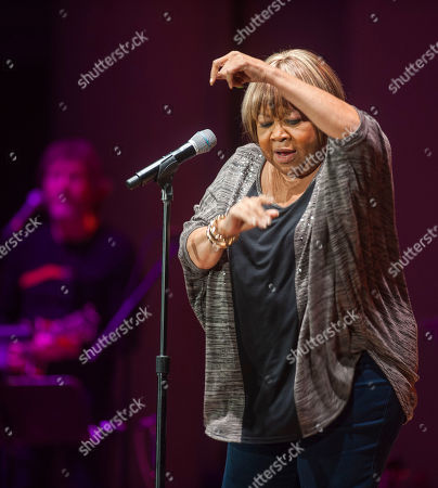 Stock Picture of Mavis Staples preforms at The Life & Songs of Emmy Lou Harris at the DAR Constitution Hall, in Washington