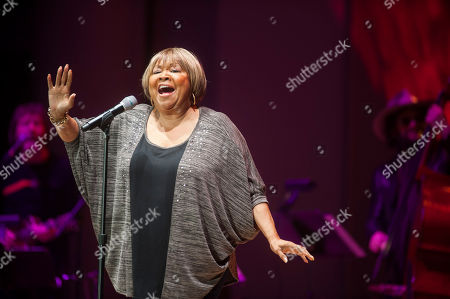 Mavis Staples preforms at The Life & Songs of Emmy Lou Harris at the DAR Constitution Hall, in Washington