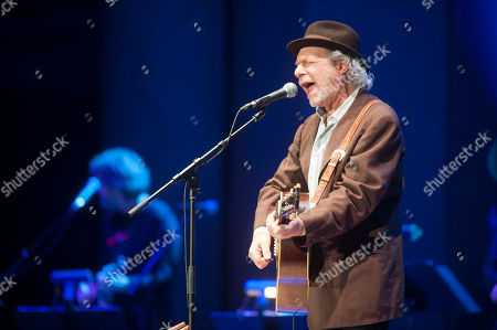 Buddy Miller preforms at The Life & Songs of Emmy Lou Harris at the DAR Constitution Hall, in Washington