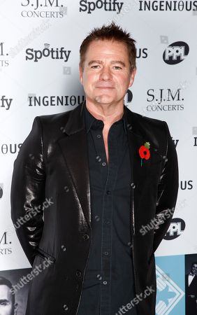 Charles Worthington arrives at the 2012 Music Industry Trusts Award ceremony at the Grosvenor House Hotel, in London