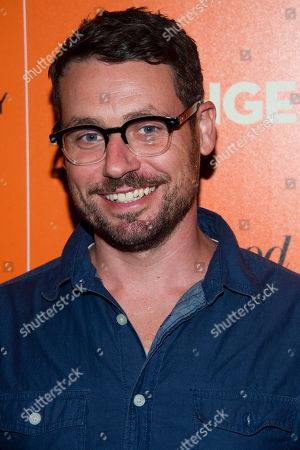 """Sam Rosen attends """"The Oranges"""" screening hosted by the Cinema Society and The Hollywood Reporter on in New York"""