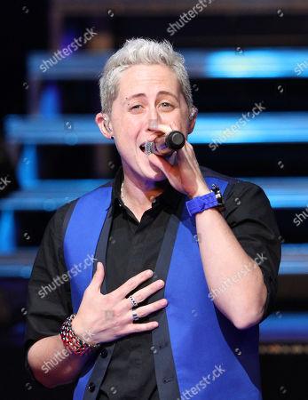 Editorial picture of The Voice Tour - Summer 2014, Atlanta, USA - 29 Jun 2014