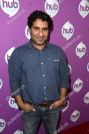 """Actor Parvesh Cheena arrives at The Hub's """"Transformers Prime Beast Hunters"""" World Premiere Screening Event on in Universal City, Calf"""