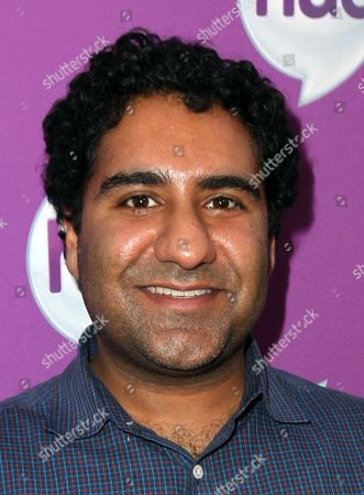 """Stock Image of Actor Parvesh Cheena arrives at The Hub's """"Transformers Prime Beast Hunters"""" World Premiere Screening Event on in Universal City, Calf"""