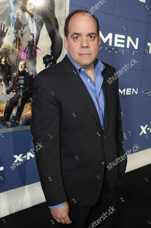 Mark Camacho seen at the Twentieth Century Fox Global Premiere of 'X-Men: Days of Future Past' held at the Jacob K. Javits Convention Center, in New York City