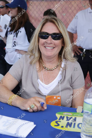 Producer Cathleen Summers seen at Twentieth Century Fox Home Entertainment celebrating the 20th anniversary of 'The Sandlot' at Dodger Stadium, on Sunday, Sep, 1, 2013 in Los Angeles
