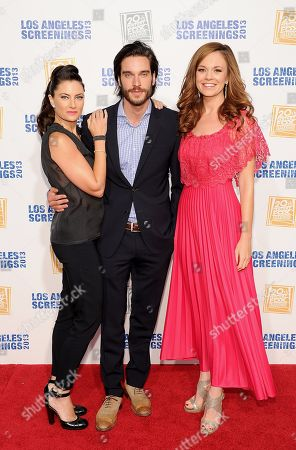 Editorial image of Twentieth Century Fox Television Distribution's 2013 LA Screenings Lot Party - Arrivals, Los Angeles, USA - 23 May 2013