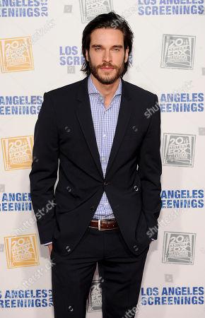 Stock Image of Daniel DiTomasso arrives at Twentieth Century Fox Television Distribution's 2013 LA Screenings Lot Party on in Los Angeles, California