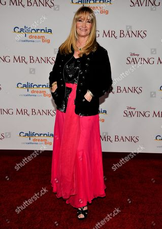 "Karen Dotrice arrives at the U.S. Premiere of ""Saving Mr. Banks"" - Arrivals at Disney Studios on Monday, December, 9, 2013 in Burbank, Calif"