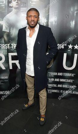 "Editorial photo of UK Screening of ""Starred Up"", London, United Kingdom - 18 Mar 2014"