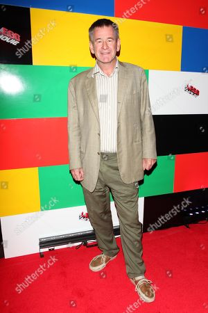"""Nigel Marven seen at the UK screening of """"The Lego Movie - The Awesome"""" on Sunday, February 9th 2014 in London, UK"""