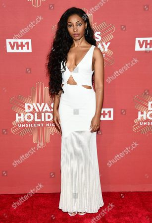 """Stock Photo of Diana Gordon attends VH1 Divas Holiday: """"Unsilent Night"""" at Kings Theatre, in New York"""