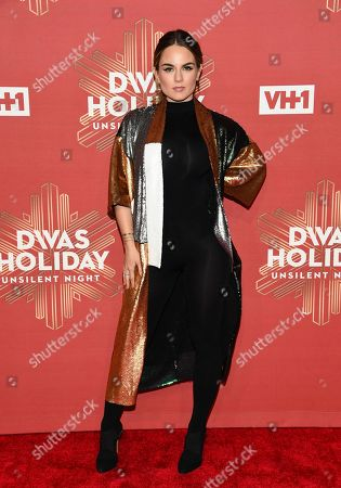 """Editorial picture of VH1 Divas Holiday: """"Unsilent Night"""", New York, USA - 2 Dec 2016"""